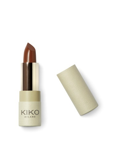 KIKO Milano Green Me Matte Lipstick - 104 Kahve